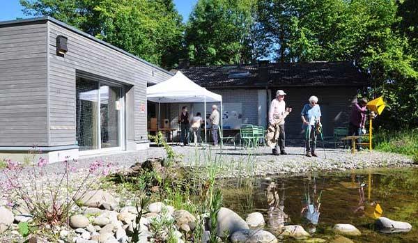 Naturzentrum Klingnauer Stausee